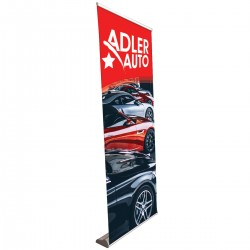 """Orient 800 Retractable Banner Stand 31.5"""" Wide"""