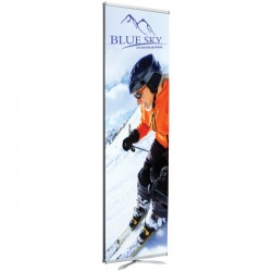 """Florence 18"""" Wide Banner Stand"""