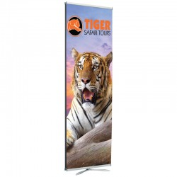 """Florence 24"""" Wide Banner Stand"""