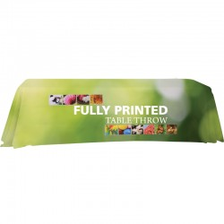 8 Ft Economy Trade Show Tablecloth