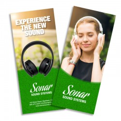 17 x 22 Full Colour Brochures