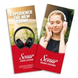 8.5 x 14 Full Colour Brochures