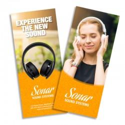 11 x 17 Full Colour Brochures