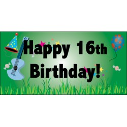 Custom Birthday Banner #3