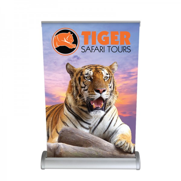 "Breeze 13"" Tabletop Banner Stand"