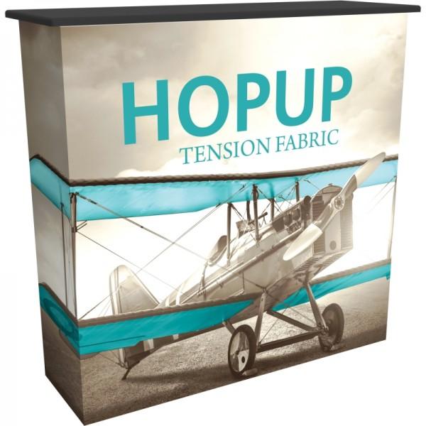 Hopup Trade Show Counter