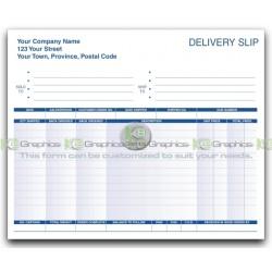 Delivery Slip