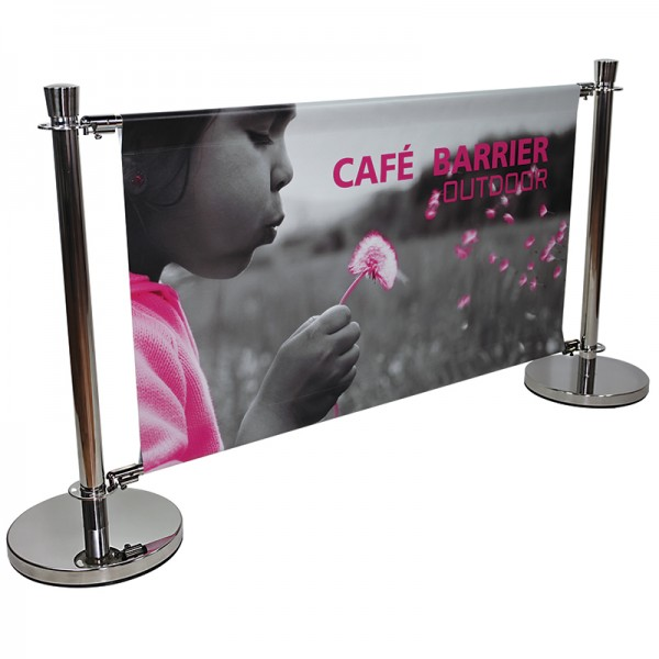 Sidewalk Cafe Barrier