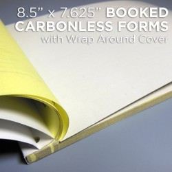 5.625 x 7.625 – Booked Carbonless Forms