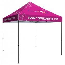 10 x 10 Custom Pop Up Event Tent