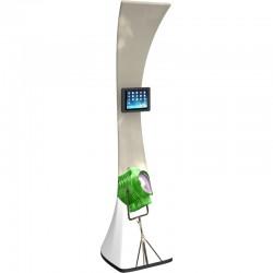 iPad Trade Show Kiosk 2