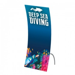 Formulate Fabric Banner Stand