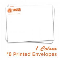 1 Colour 10 x 13 Printed Envelopes