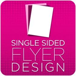 Flyer Design Single Sided