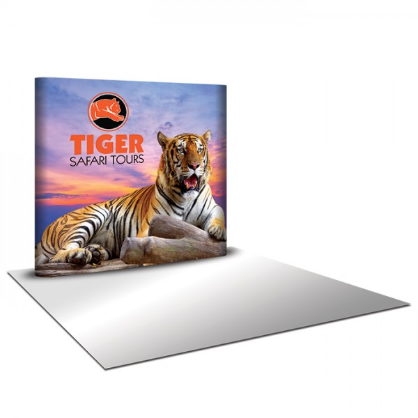8' wide x 8' high Straight Pop Up Trade Show Replacement Panels