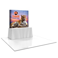 6'W x 5'H Straight Pop Up Trade Show Replacement Panels