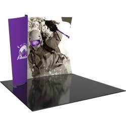 10 FT Designer Fabric Trade Show Display Kit 4