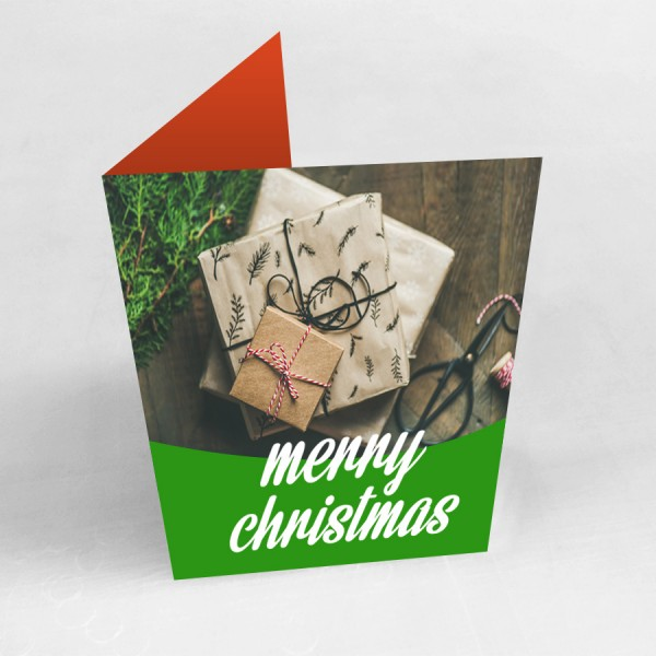 "5"" x 7"" Custom Printed Greeting Cards (Matte Finish)"