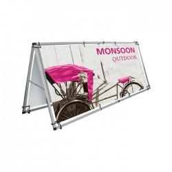 Monsoon Outdoor Billboard Banner