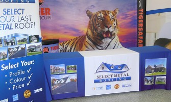 Stand Up Banners for Trade Shows