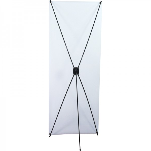 """X-Tend Spring Back 27.5"""" Banner Stand"""