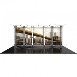 10x20 Omicron Complete Truss Display Kit