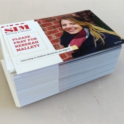 4 x 6 Single Sided Full Colour Postcards