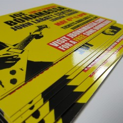 2 x 8 Single Sided Full Colour Postcards
