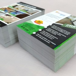 4.25 x 2.75 Double Sided Full Colour Postcards