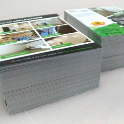 4.25 x 3.66 Double Sided Full Colour Postcards
