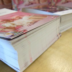 4 x 4 Double Sided Full Colour Postcards