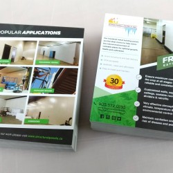 4.25 x 6 Double Sided Full Colour Postcards