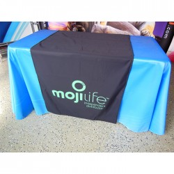 "60"" Economy Trade Show Table Runner"