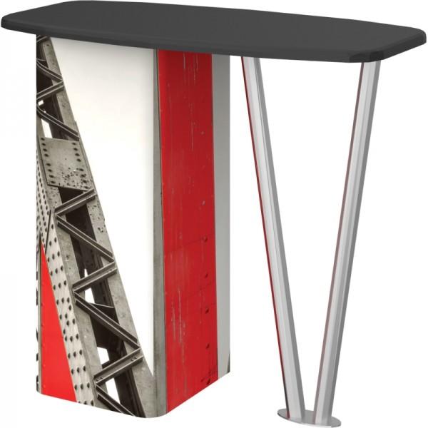 Vector Frame Trade Show Counter 7
