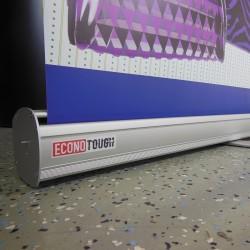 "Econo-Tough - 47"" Retractable Banner Stand"
