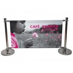 Sidewalk Cafe Barrier