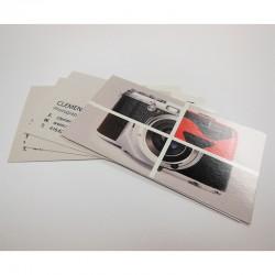 "2"" x 3.5"" UV Glossy Business Cards"