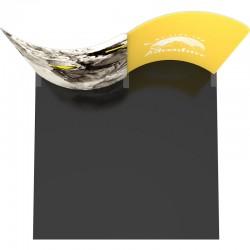 10 FT Designer Fabric Trade Show Display Kit 3