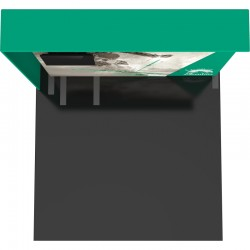 10 FT Designer Fabric Trade Show Display Kit 8