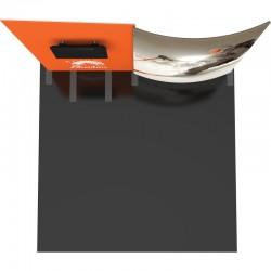 10 FT Designer Fabric Trade Show Display Kit 9