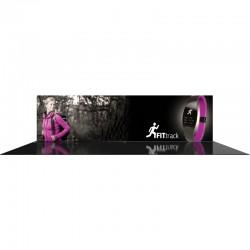30 FT Designer Fabric Trade Show Display Kit 1