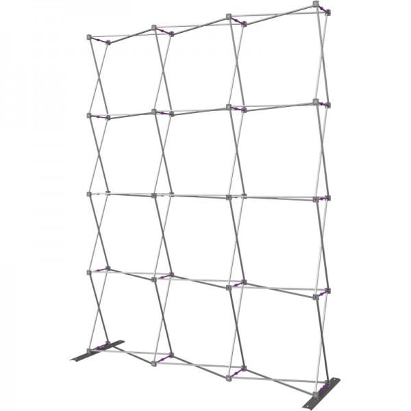 Extra Tall 7.5ft Wide x 10ft High Tension Fabric Display