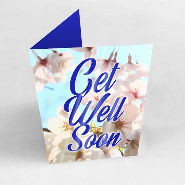 "5"" x 7"" Custom Printed Greeting Cards (Pearl Finish)"