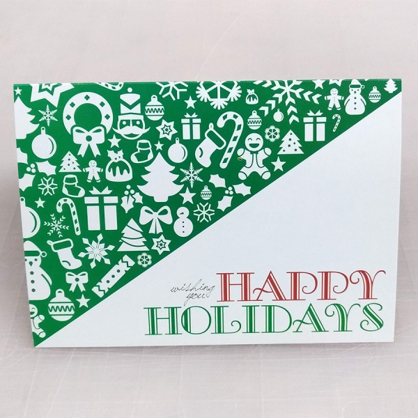 "5.5"" x 8.5"" Custom Printed Greeting Cards  (Matte Finish)"