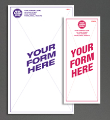 Customized Carbonless Forms