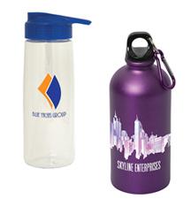 Custom Branded Water Bottles