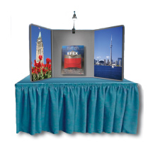 EFEX Folding Panel Display Boards