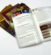 "8.5"" x 11"" Booklet Printing"