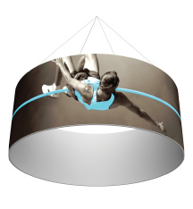 Round Ceiling Banners