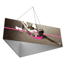 Triangle Ceiling Banners